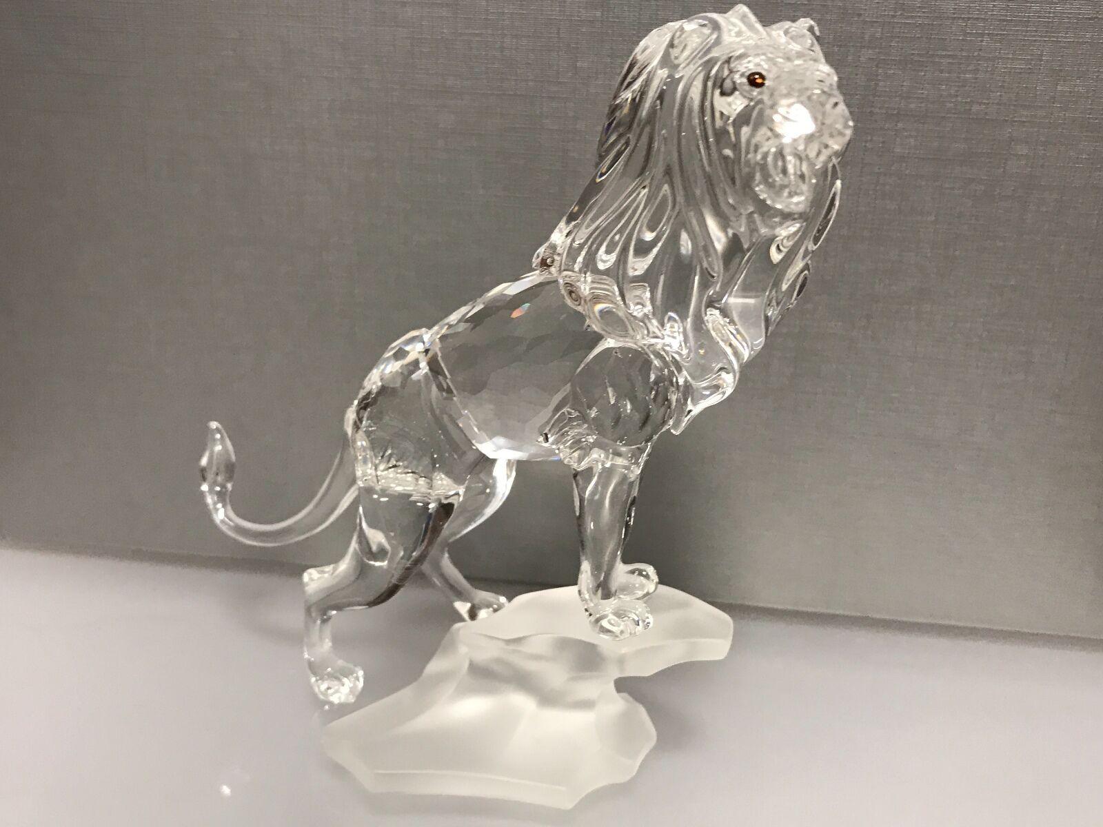 Swarovski Figur Löwe Mufasa 12 cm. Top Zustand.