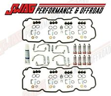 01 04 Gm 66 66l Lb7 Duramax Diesel Fuel Injector Installation Kit Cups Amp Lines