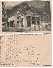 # OROPA:  CASCINA RISTORANTE   1920
