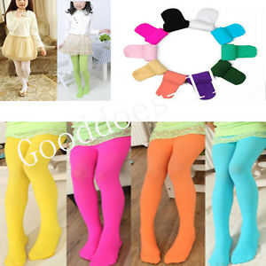 Girls-Child-Tights-For-Kids-Cute-Elastic-Pantyhose-Tights-Stockings-Candy-Color