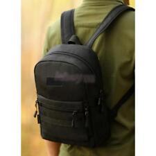 BLACK KARRIMOR SMALL 10L 10 LITRE CAMPING WALKING TRAVEL RUCKSACK BACKPACK BAG