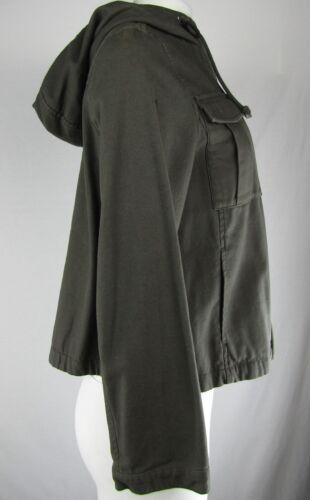 a donna Giacca cappuccio grigio intera scatto m zip con per Levi's con qCZAC8Ew