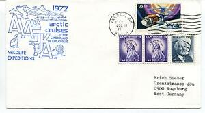 1977 Alaska Arctic Cruises Wildlife Expeditions Lindblad Polar Antarctic Cover