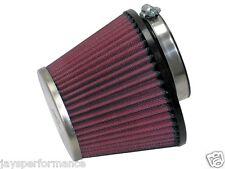 Kn Universal Filtro de aire (RC-5134) 70MM FLG, 132MM B, 89MM TP, 119MM H