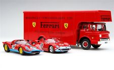 Exoto Ford C Maranello Concessionaires UK Transporter Gift Set 1/43