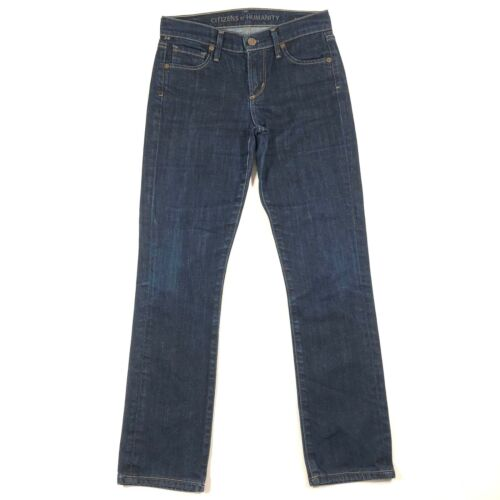 Humanity 25 Citizens Taille Normale Bleu Femmes Jeans Elson Of Maigre Jambe 5q7wR7A