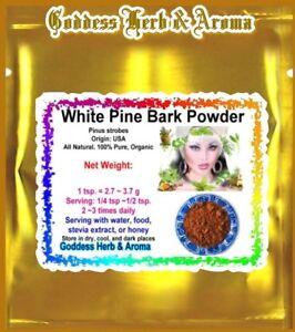1LB-White-Pine-Bark-Pinus-strobes-powder-PREMIUM-All-Natural-Pure-Wild-Crafted