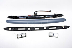 Genuine Plate For Trunk Lid Grip BMW 3 Series E46 1998-2003