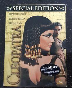 Collectors DVD Box Set Cleopatra  3 Disc Special Edition - Leeds, United Kingdom - Collectors DVD Box Set Cleopatra  3 Disc Special Edition - Leeds, United Kingdom