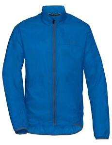 finest selection 43e13 5335f Details zu Vaude Air Jacket III Radjacke Windjacke Herren radiate blue