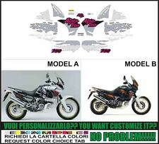 kit adesivi stickers compatibili xrv 750 rd 07 africa twin 1995
