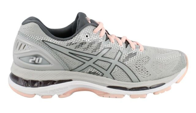 best service 8ad74 46f15 ASICS WOMENS RUNNING SHOES GEL-NIMBUS 20 SIZE 6-8.5 STYLE T850N
