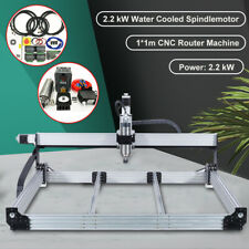 3axis Cnc Router Machine Complete Kit Cnc Engraving Engraver 22kw 10001000mm