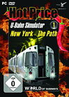 World Of Subways Vol. 1 - U-Bahn Simulator: New York - The Path (PC, 2015, DVD-Box)
