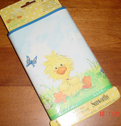Little Suzy/'s Zoo Wall Border 15 ft wallpaper Suzy Witzy Boof Lulla Patches RARE