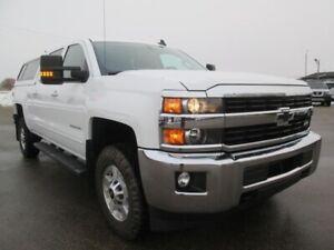 2015 Chevrolet Silverado 2500HD LT 4x4 Diesel $267 B/W