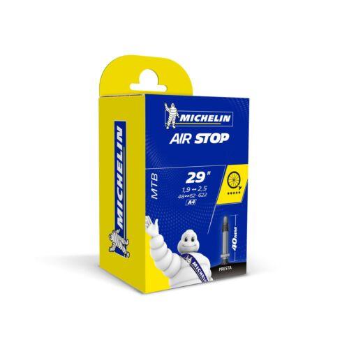 "29/"" Bike Inner Tube Michelin Airstop 29x1.9-2.5/"" 40mm Presta"