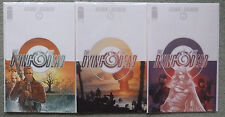 THE DYING & THE DEAD #1-3 SET..HICKMAN/BODENHEIM..IMAGE 2015 1ST PRINT..NM