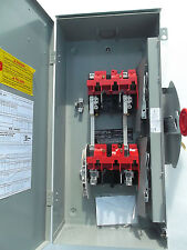 Eaton Double Throw 100 Amp Generator Transfer Switch Dt223urk Nps