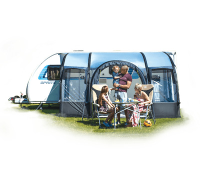 Royal Loxley Air 390 Inflatable Touring Caravan Porch ...