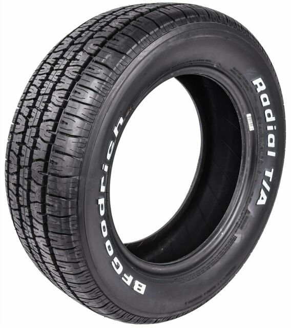 BF Goodrich Radial T//A P215//60R15 93S WL 2 Tires