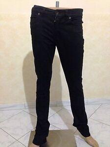 Pantalone-MOSCHINO-TG-28-DONNA-100-originale-P-686