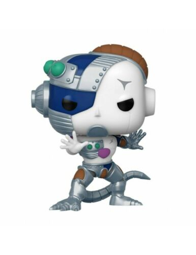 Details about  /Funko Pop Of Mecha Freezer Dell/' Anime Dragonball Z Animation #705 New New