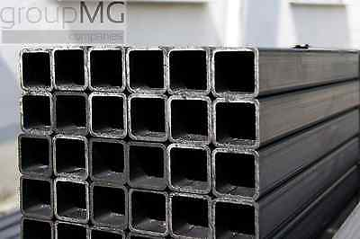Quadratrohr Stahlrohr Hohlprofil Stahl Vierkantrohr