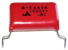 1 Condensateur NATIONAL MATSUSHITA Mylar NEUF 68nF - 1000V - 0.068uF - 68000pF