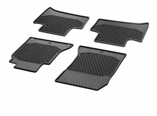 Mercedes Benz All Season Black Mats W213 E Class E300 E350 E63 Genuine 2017-2019