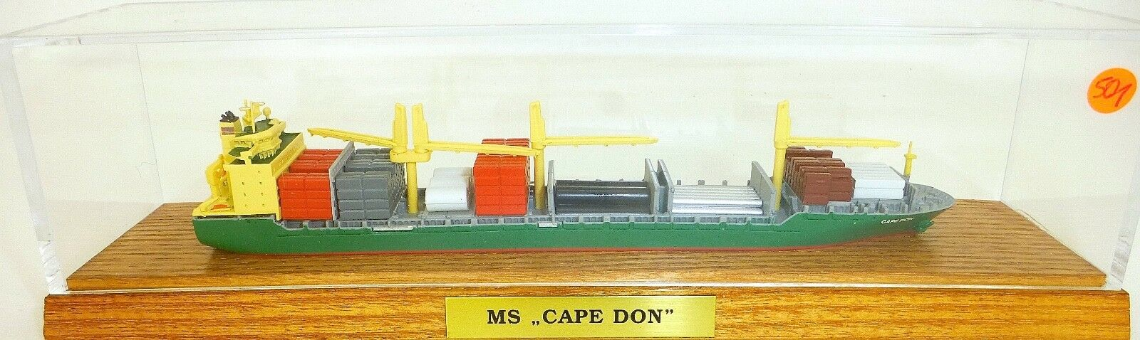 MS Cape Don Hansa CONRAD Ship Model 1 1250 shp501 å