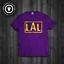 T Shirt LA Lakers World Order nWo Wrestling inspired Basketball Tee