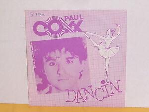 SINGLE-7-034-PAUL-COXX-DANCIN