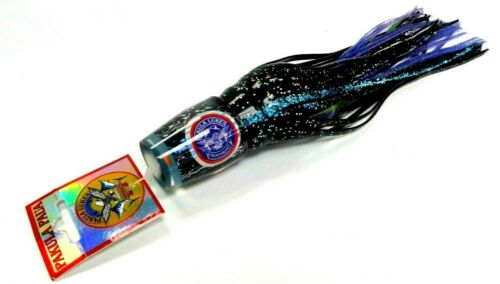 BLACK BETTY Glow PDSP40BB Details about  /Pakula Sprocket Hothead Big Game Trolling Lure