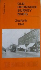 Old Ordnance Survey Detailed Maps Manchester 1932 Sheet 104.08 New Clayton