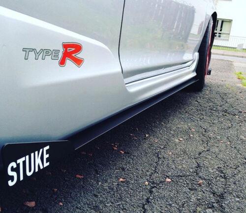 STUKE EP3 Side Skirts Honda Civic Type /& Additional set of winglets