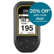 Onix GolfPro GPS Preloaded with over 1200 Golf Courses