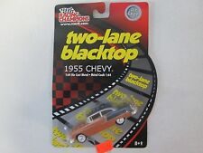 Racing Champions two-lane blacktop 1955 Chevy