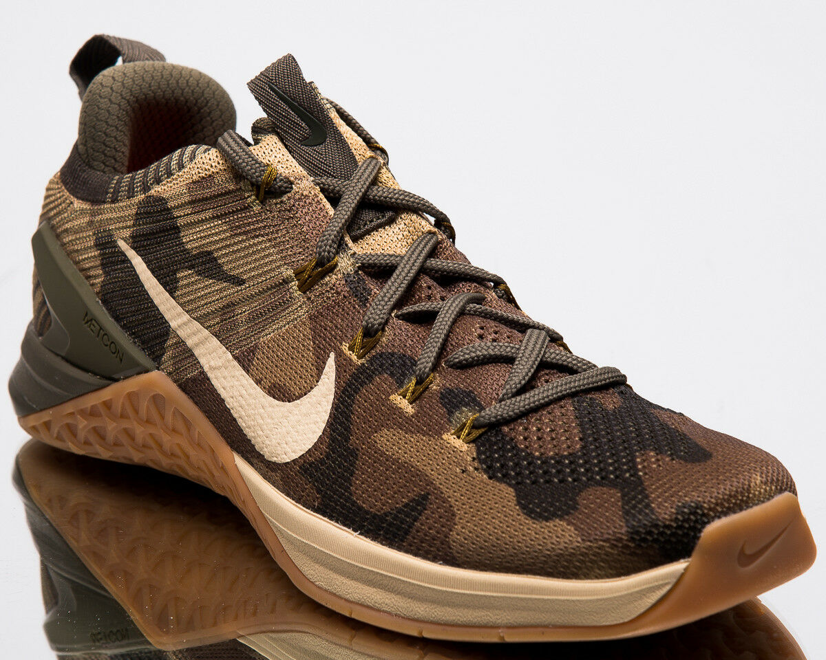 Nike Metcon DSX Flyknit 2 Men New Training shoes Mens Olive Sneakers 924423-300