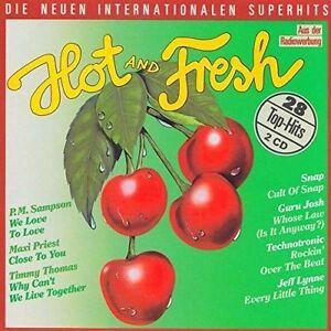 Hot-amp-Fresh-1990-Ub40-Wilson-Phillips-Vaya-con-Dios-Propaganda-Sn-2-CD