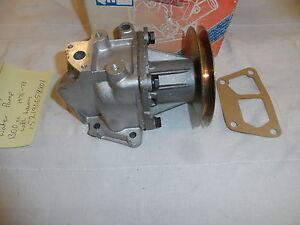 Fiat SOHC /& X1//9 X19 Water Pump Housing Engine Gasket