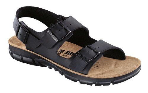 BIRKENSTOCK Professional Sandale KANO 500781 BF Soft Fußbett black normal 42-46