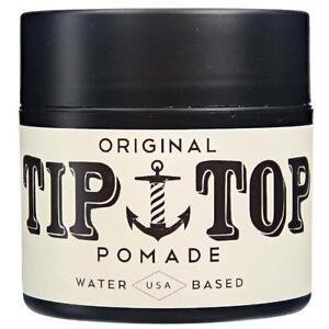 TIP-TOP-Original-Water-Based-Pomade-4-25oz-Medium-Shine-Great-Hold