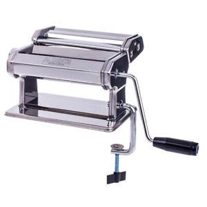 Al Dente 180mm Stainless Steel Pasta Maker Machine Cutter/Roller Dough/Spaghetti
