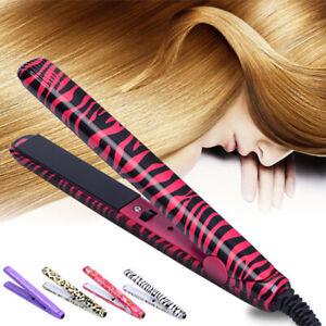 Professional-Ceramic-Hair-Straightener-Steam-Styler-Flat-Iron-For-Dry-amp-Wet-PYB