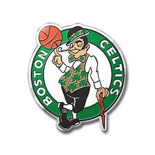 Boston Celtics Die-Cut Aluminum Auto Emblem [NEW] NBA Metal Car Decal CDG