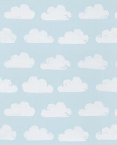 Details zu Tapete Eijffinger Kinderzimmer Tout Petit 354070 / Wolken Blau  Weiß / 7,51 €/qm