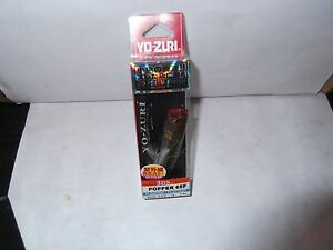 "Yo -Zuri 3DS Popper 65F 65MM 2-5/8"" 1/4 oz F963-HHAY"