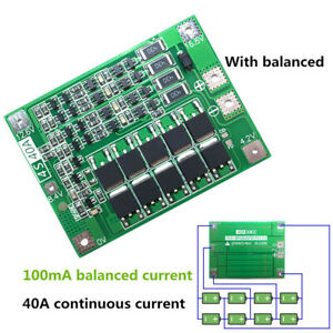 2PCS  3A 7.4 8.4V 2 cell Li-ion 18650 Lithium Lipo Battery BMS Protection Board