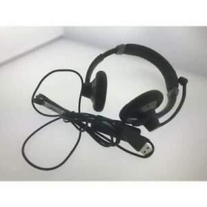 16 Sennheiser Sc 70 Usb Ctrl Headset Black Wired Usb 60 Hz Stereo